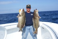 Fall king mackerel & grouper fishing