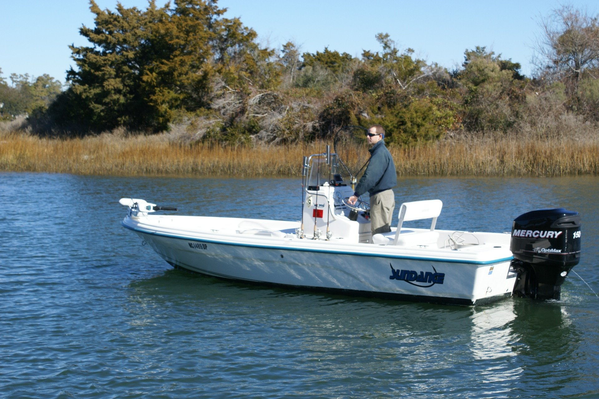 Ocean isle fishing charters ocean isle beach north carolina for Best small fishing boat